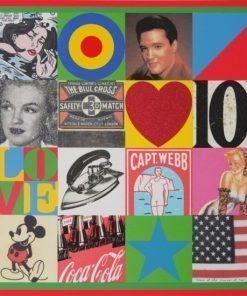 Sources of Pop Art VI by Sir Peter Blake