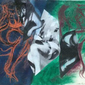 Stones and Bones XXIII (L312) by John Piper