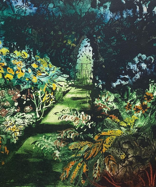 Summer Garden, Fawley Bottom by John Piper