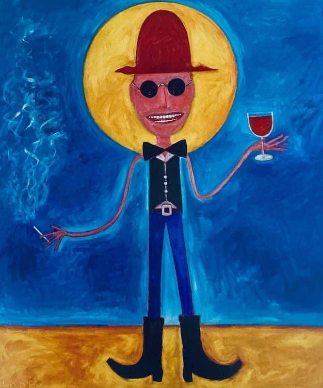 The Cowboy_Texan Art Dealer_John D Edwards