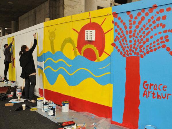 The Never Ending Mural