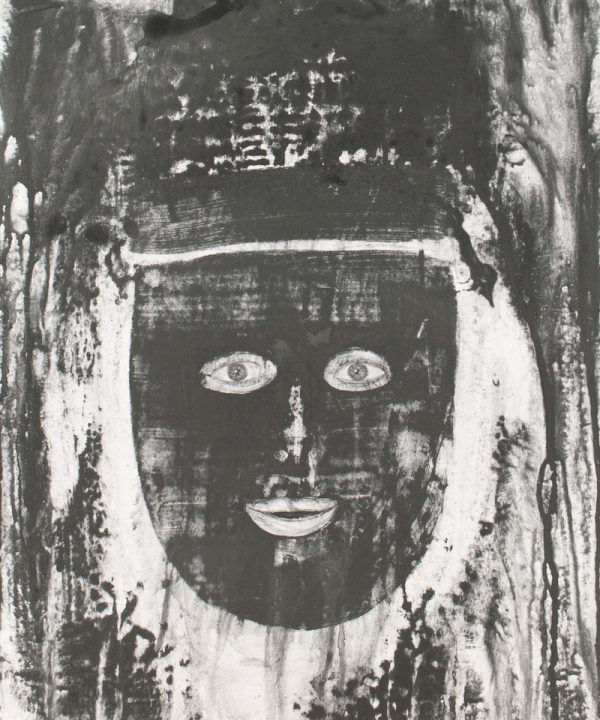 'The Third Mask' from the Spirit Faces by Anita Ford