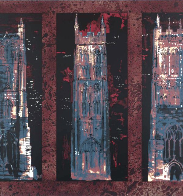 Three Somerset Towers by John Piper