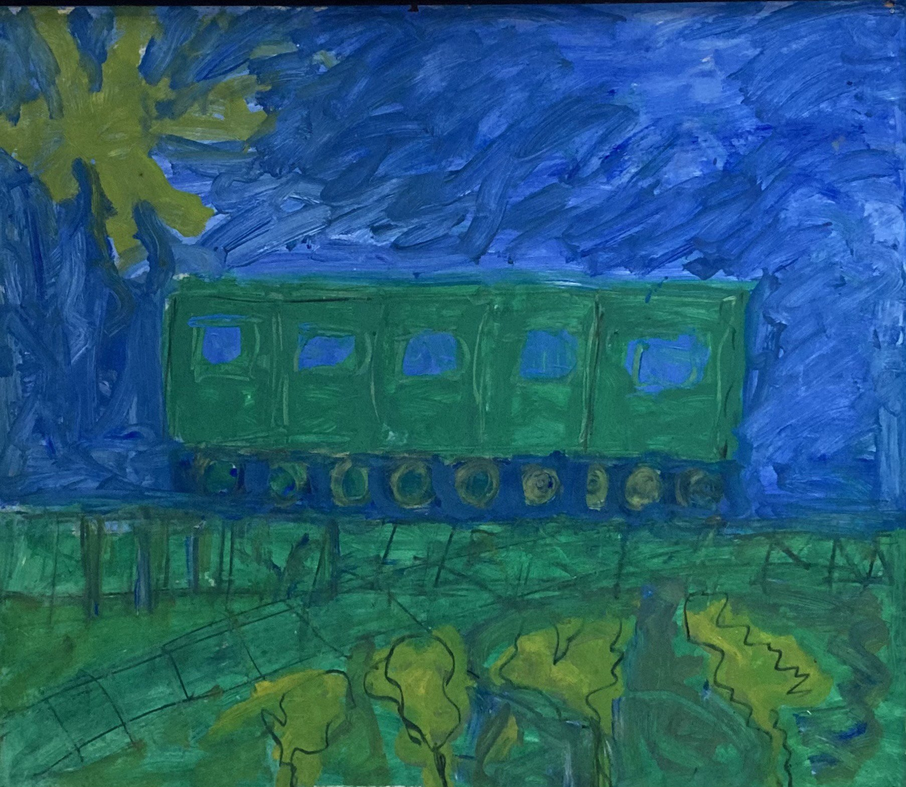 Train_John D Edwards