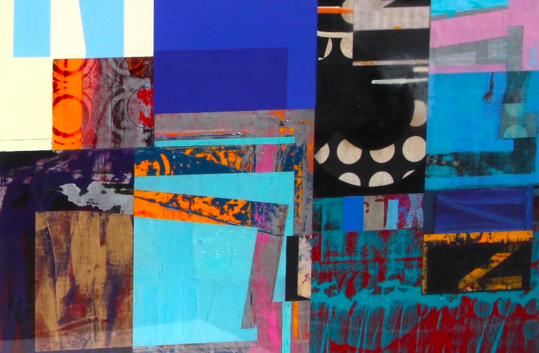 Abstraction with Landscape 4