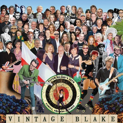 Vintage Blake by Sir Peter Blake