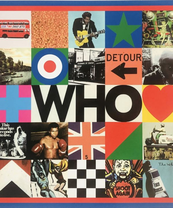 Who by Sir Peter Blake