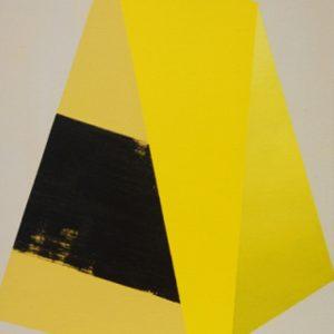 Yellow Disclosure II by Rodrigo Martin