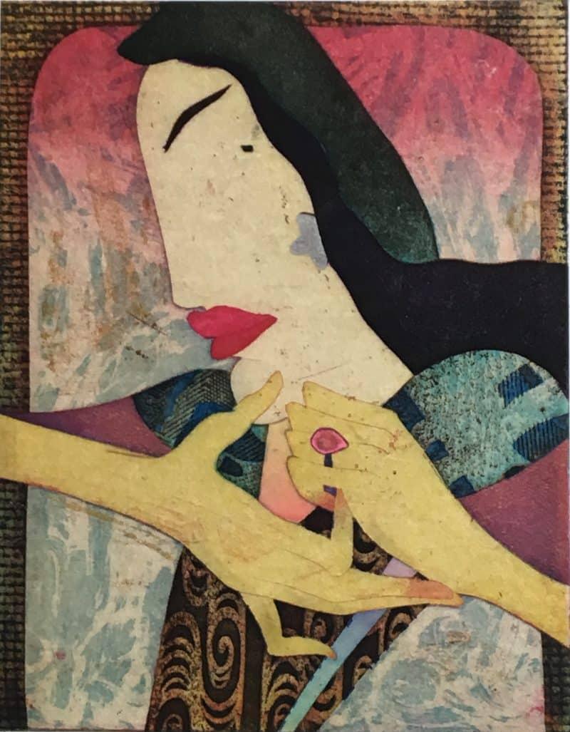 'Figure Finger' by Yuji Hiratsuka