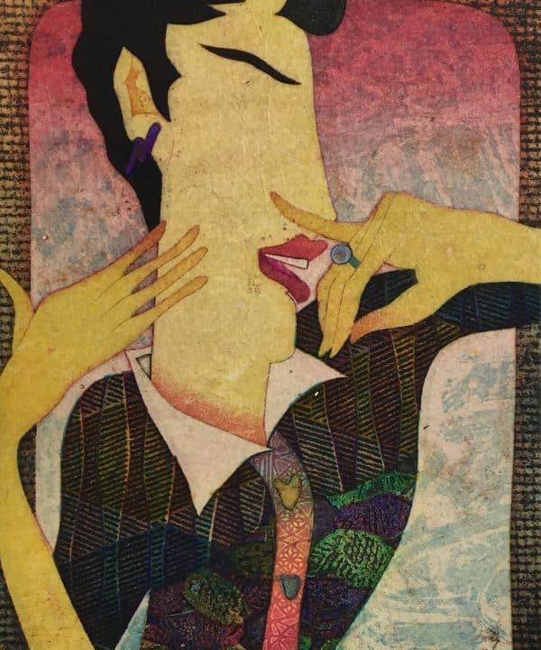 'Nose Pose' by Yuji Hiratsuka