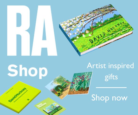 Royal Academy gifts banner